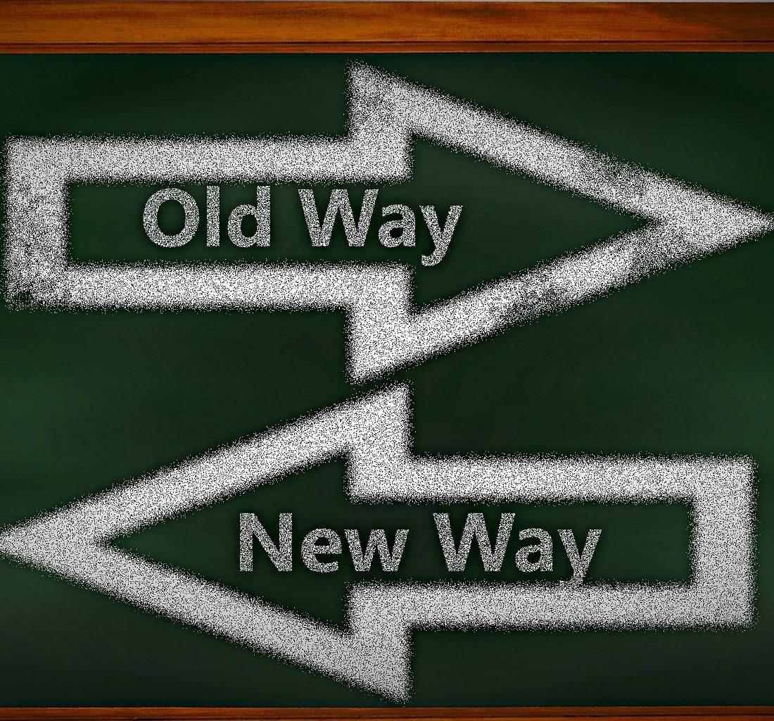 Changement ? Quel Changement choisissez vous ?